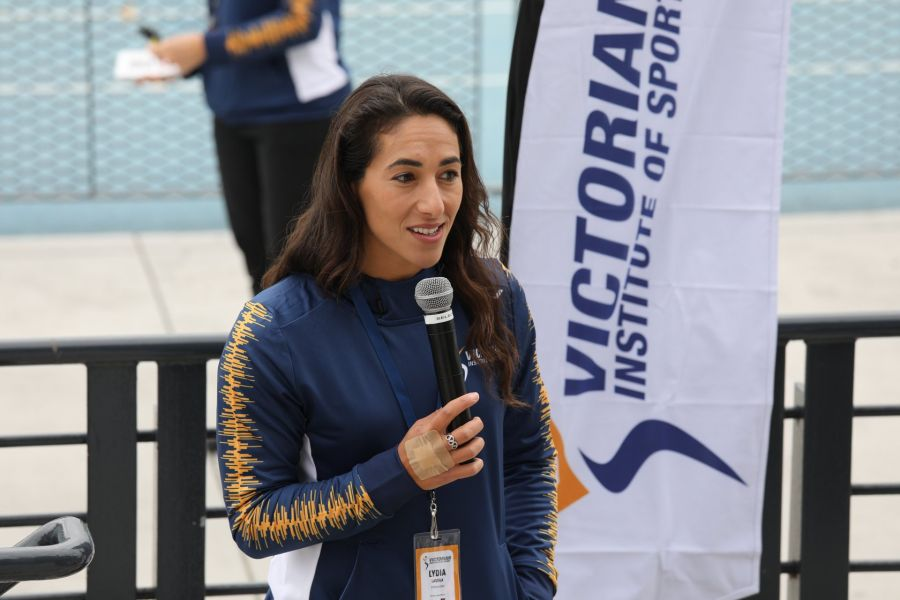 Gold medallist Lydia Lassila returns ahead of PyeongChang 2018